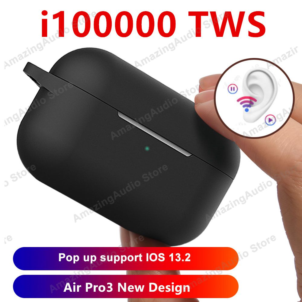 i100000 TWS Change Name Positioning Bluetooth Wireless Earphone PK i90000 pro i9000 i500 i200 i12 i10 i7s TWS Wireless Earbuds