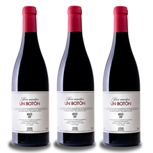 Para Muesta un Boton Mencia 2017, 3bot x 0,75L., Red Wine from Bierzo. Wine from Spain