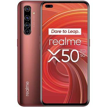 Перейти на Алиэкспресс и купить Realme X50 Pro 5G 256GB Dual Sim Red