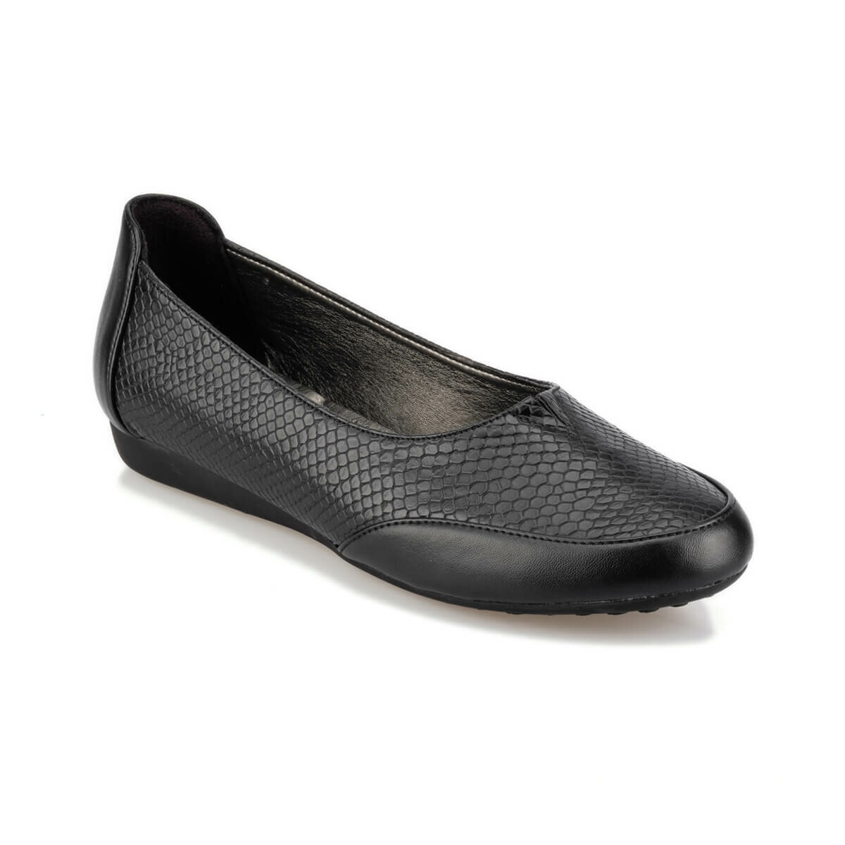 FLO 92.151008.Z Black Women Basic Comfort Polaris