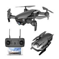 X12 WiFi FPV RC Drone mit 480P HD Dual Kamera Optischen Fluss RC Quadcopter für Spielzeug Kid Eders vs SG106-in Kamera-Drohnen aus Verbraucherelektronik bei