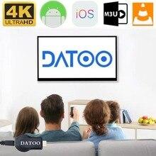 m.3.u EUROPE TV 6 12 M android IOS Smart tv tv box annual