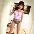 Cocodoll 155 см, Силиконовая секс кукла маленькая грудь Анальная пробка для йоги TPE новый скелет Съемный Кошка Вагина секс-игрушка Горячая Распро...