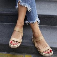Bonn New Season Premium Quality Genuine Leather Women Sandal / Shoes with Different Color Options