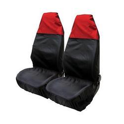 2 pcs 자동차 앞 좌석 커버 nonslip 백업 나일론 방진 방수 범용 시트 커버