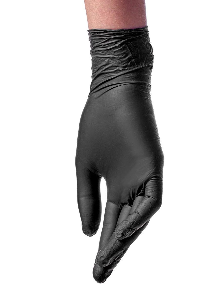 Benovy, guantes de nitrilo, sin polvo, 50 pares - 4