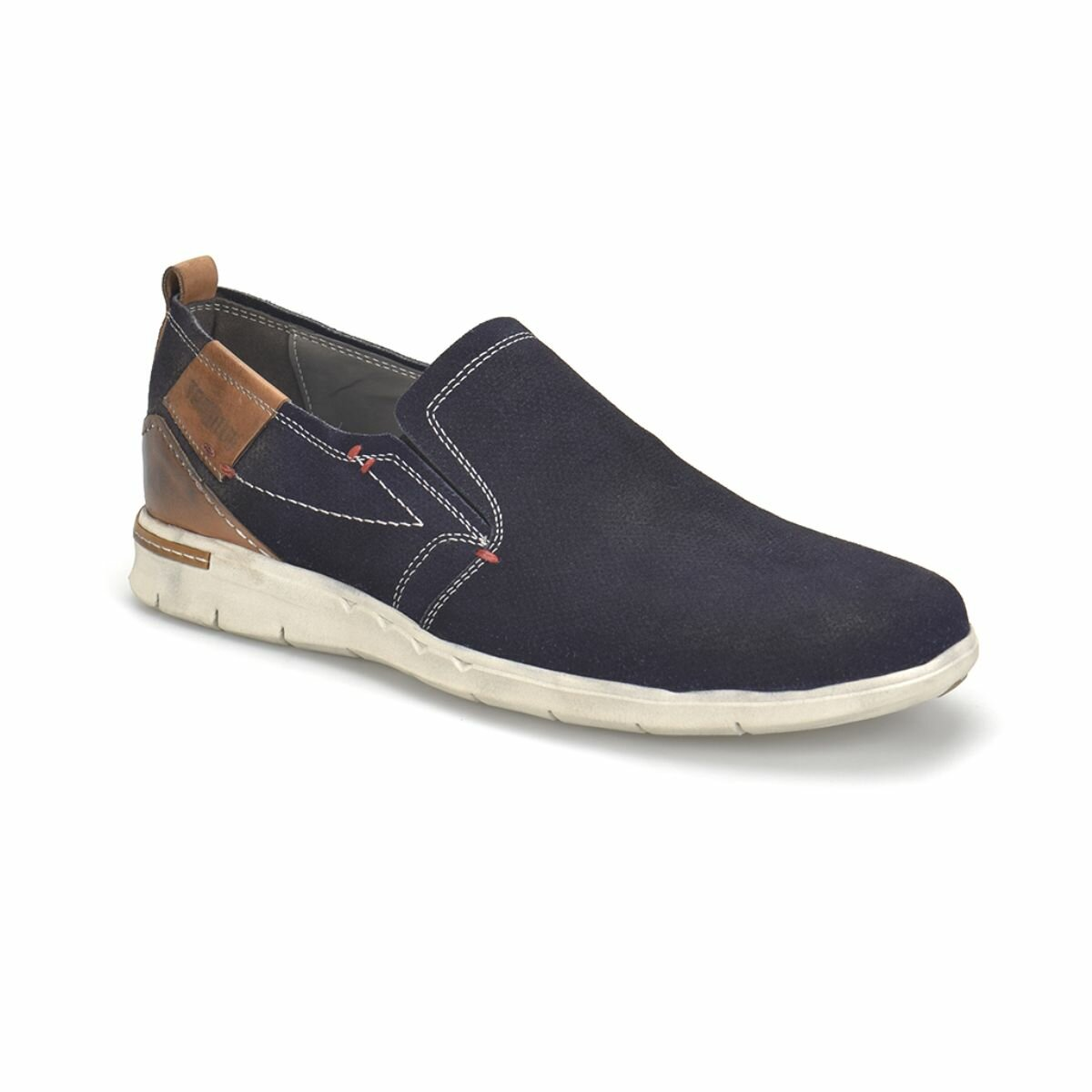 FLO 322 M 1492 Navy Blue Men 'S Modern Shoes Flogart