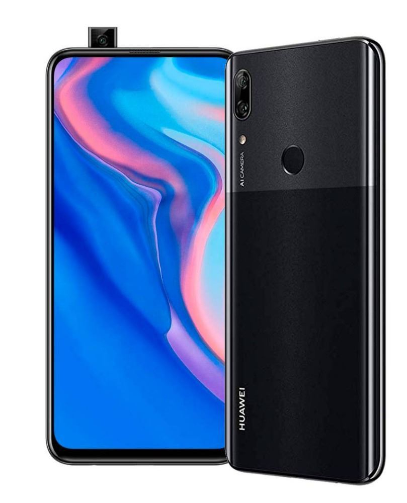 Huawei P Smart Z, Dual SIM, Black Color (Midnight Black), 6 4GB rom, 4GB Ram, Screen 6.59 \