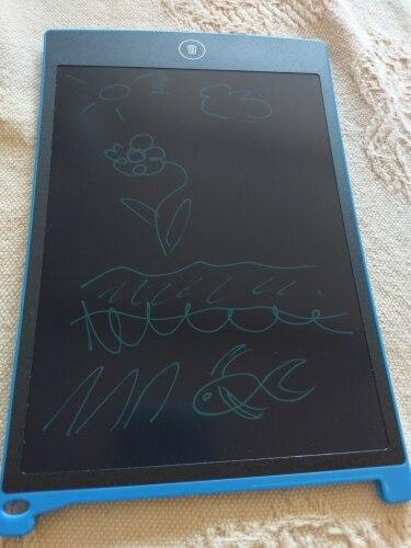 Leitor de eBook desenho tablet digital