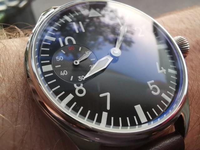 Relógios mecânicos movimento Relógio homens