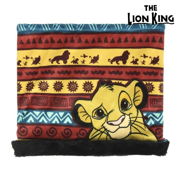 Neck Warmer The Lion King 74340 Brown