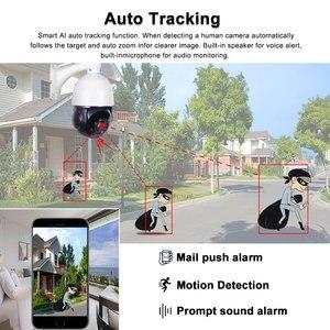 Image 3 - IP66 Esterna del CCTV di Sicurezza POE 5MP Auto Tracking PTZ Macchina Fotografica 2MP Persona Umanoide di Rilevamento H.265 P2P IP Della Macchina Fotografica di IR 30X ZOOM ONVIF