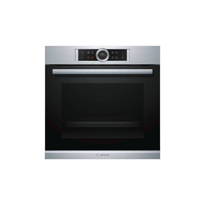 Pyrolytic Oven Bosch HBG673BS1F 71 L 3650W TO + Black