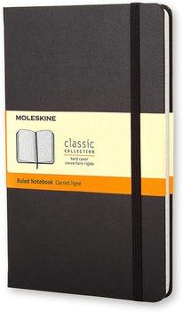 Moleskine Large Ruled Hardcover Notebook Black, Miscellaneous Items Stationery
