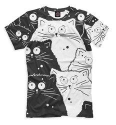 T-Shirt da uomo anelli di tenuta
