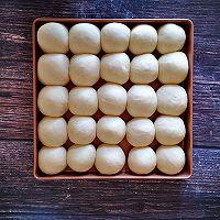 """#美食说出""""新年好""""#香香甜甜的牛奶拉丝小面包的做法图解5"""
