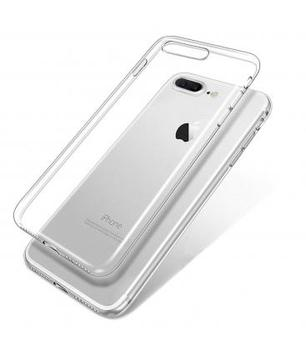 Funda de gel TPU carcasa silicona para movil Apple Iphone 8 Plus...