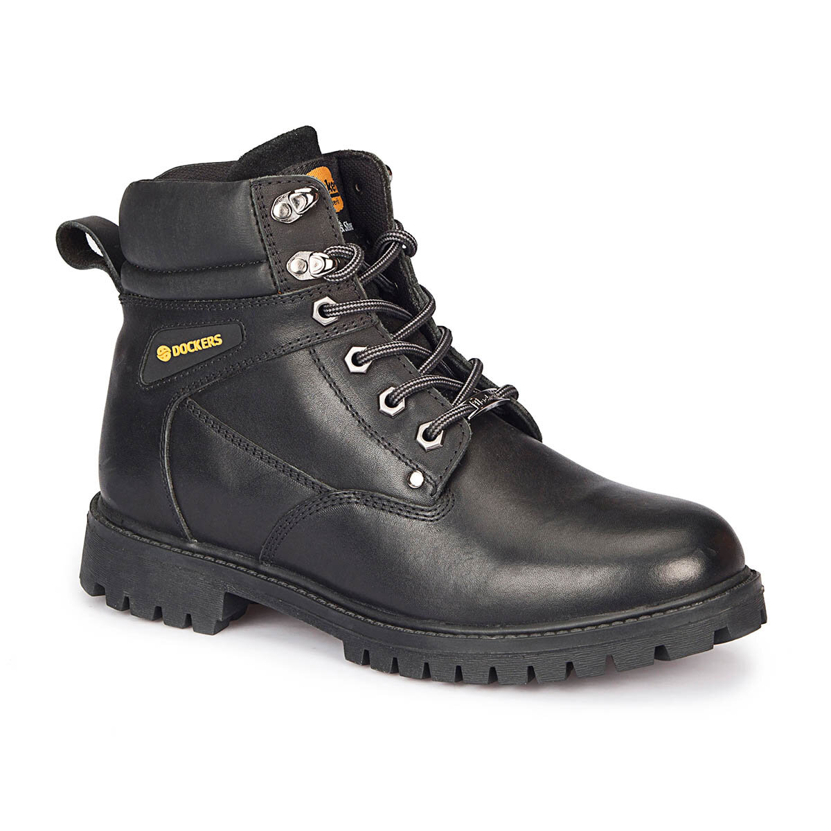 FLO 219192 Black Men Boots By Dockers The Gerle