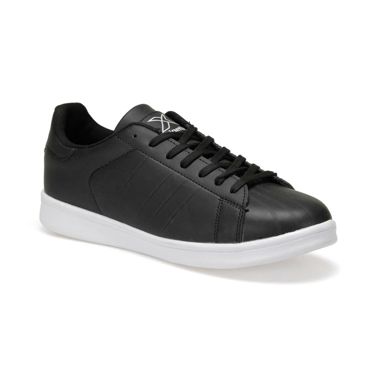 FLO ADRAN M Black Men 'S Sneaker Shoes KINETIX