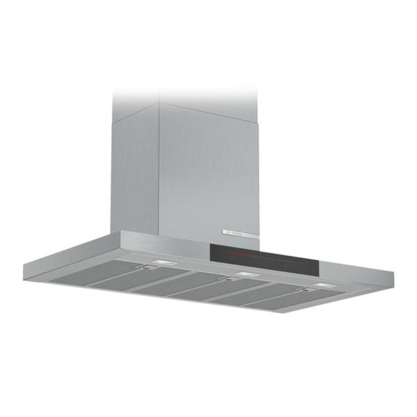 Conventional Hood BOSCH DWB98JQ50 90 Cm 843 M³/h 160W A+ Stainless Steel