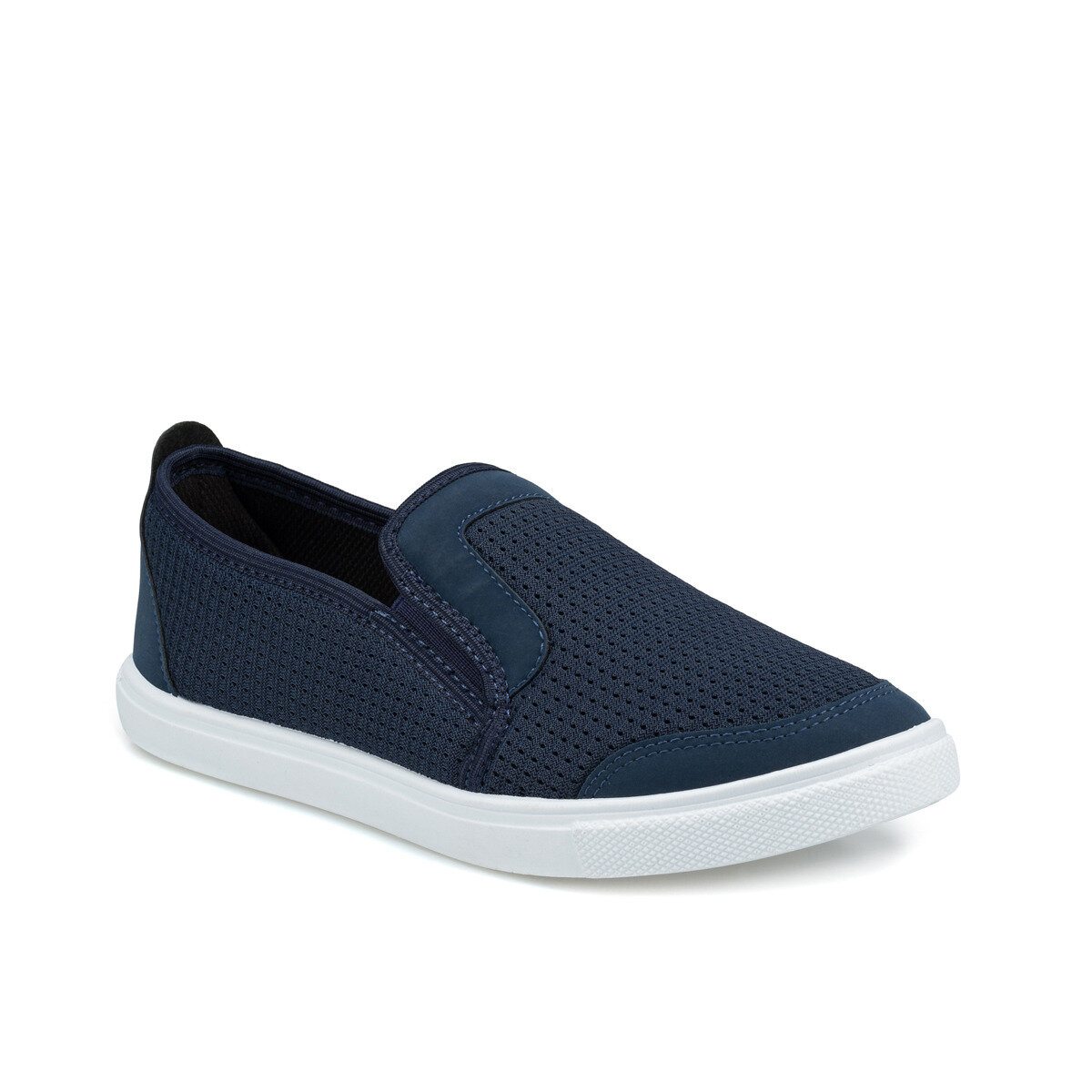 FLO Navy Blue Women Casual Shoes 2020 Summer Mesh Shoe Sneakers Women Shoes Breathable Women's Shoes Slip-On Loafers Casual Walking Polaris  315531.Z