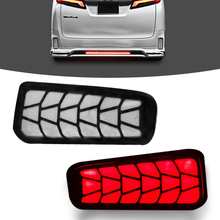 Bumper-Light Toyota Vellfire Fog Lamp Turn-Signal Led Rear for Reflector Multi-Function