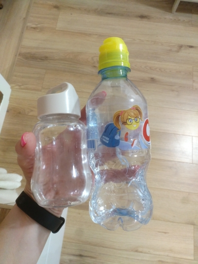BORREY 180Ml Plastic Colorful Water Bottle Bpa Free Portable School Water Bottles For Children Kids Mini Cute Bottle For Water|Water Bottles| |  - AliExpress