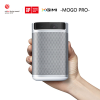 Xgimi mogo pro smart 1080p android tv projetor portátil
