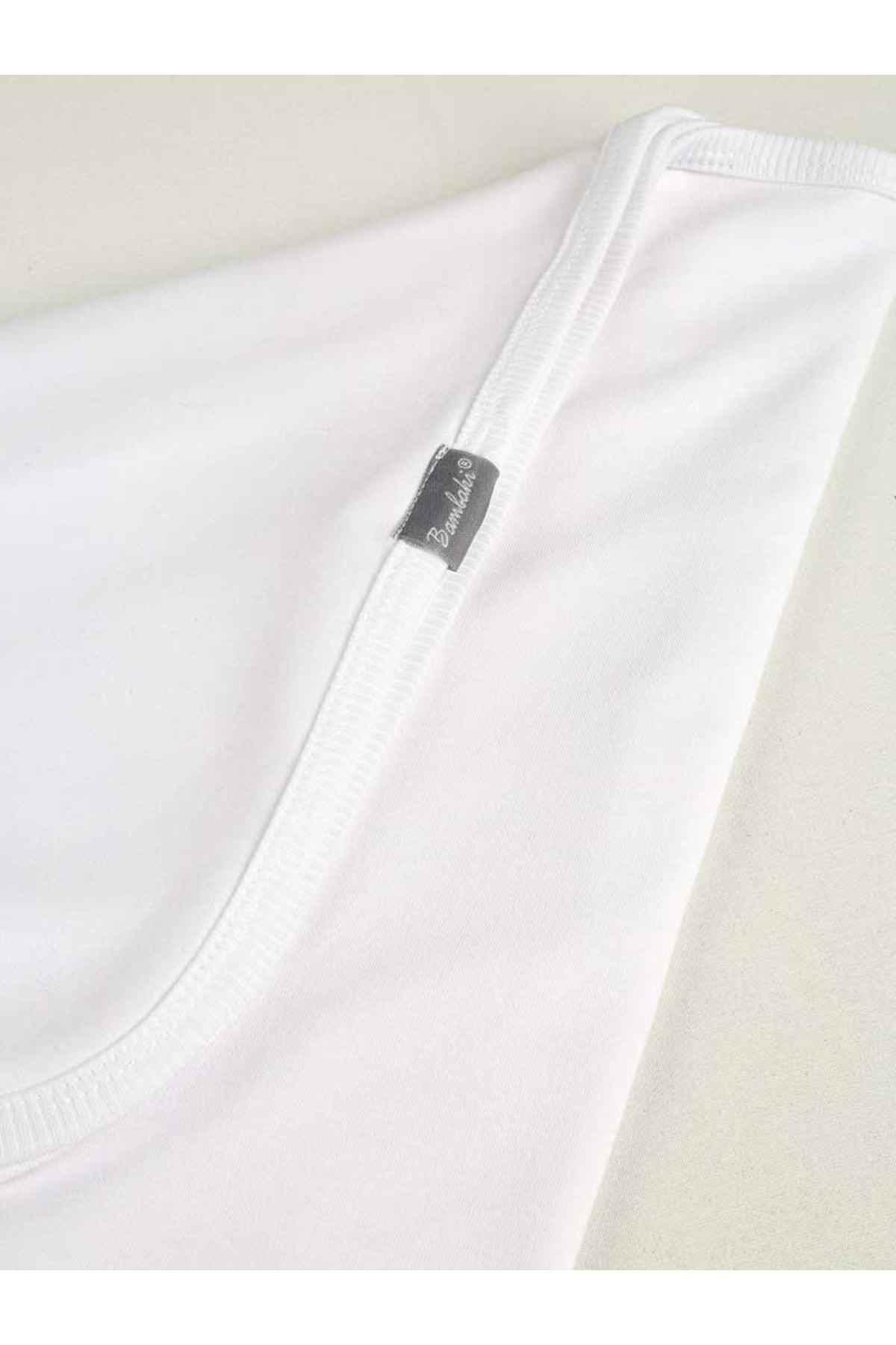 Белое одеяло для новорожденных