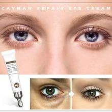VIBRANT GLAMOUR Anti -Age Wrinkle Eye Cream Moisturizing Crocodile Serum Remover Dark Circles Against Puffiness Bags Skin Care