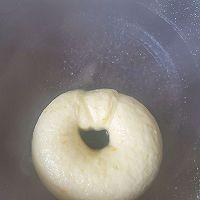 无糖无油酒酿橙皮贝果的做法图解10