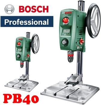 Bosch Bench Drill PBD 40 Electric Drilling Press Stand Machine BRAND NEW ORIGINAL 710W 220V brand new in original box philips gc5033 80 azur elite steam iron with optimaltemp technology original brand new