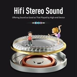 Image 4 - TWSหูฟังไร้สายบลูทูธ 9Dหูฟังไร้สายสเตอริโอIPX7 กันน้ำกีฬาหูฟังชุดหูฟังจอแสดงผลLEDหูฟัง