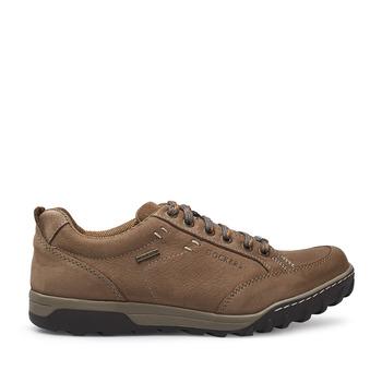 Dockers mężczyźni buty wodoodporne Genuiene skóra nowy nabytek styl klasyczny mężczyźni buty górskie wysokie góry zimowe Trekking Sneakers17111 tanie i dobre opinie Dockers Shoes Podstawowe ANKLE