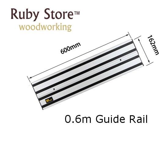 0.6m Aluminium Guide Rail Track