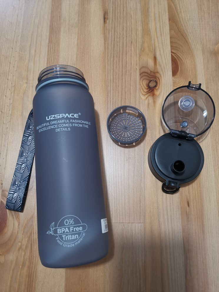 Hot Sports Water Bottle 500ML 1000ML Protein Shaker Outdoor Travel Portable Leakproof Drinkware Plastic My Drink Bottle BPA Free|Water Bottles|   - AliExpress