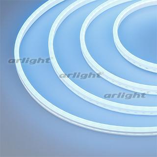 029362 Flexible Neon Galaxy-1206-5000cfs-2835-100 12 V Azure (12x6mm, 12W, IP67) Arlight Blister 5 M