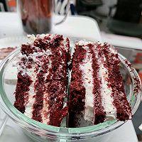 山姆版 红丝绒蛋糕的做法图解8