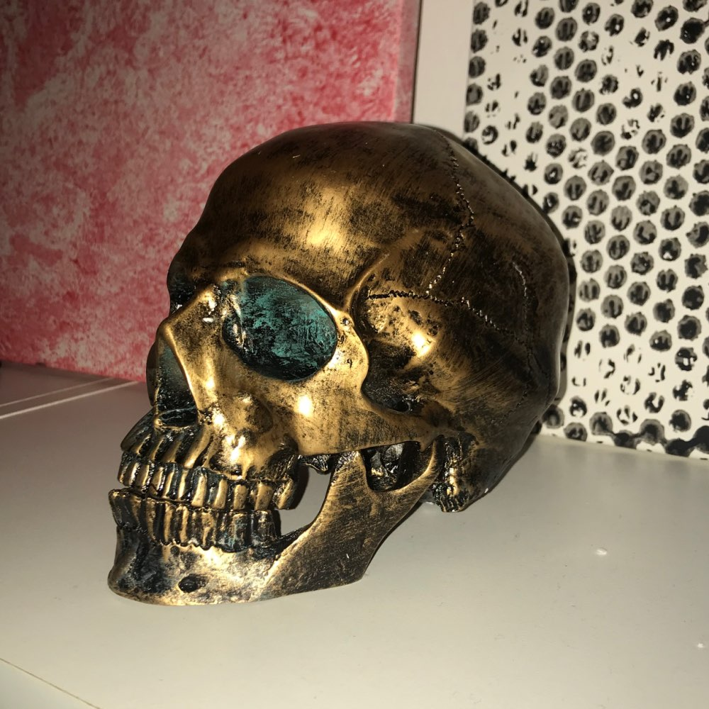-- Imitação P-chama Crânio