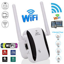 Repeater Wifi Wifi-Router-Booster Signal-Amplifier Range-Extender Access-Point 300mbps