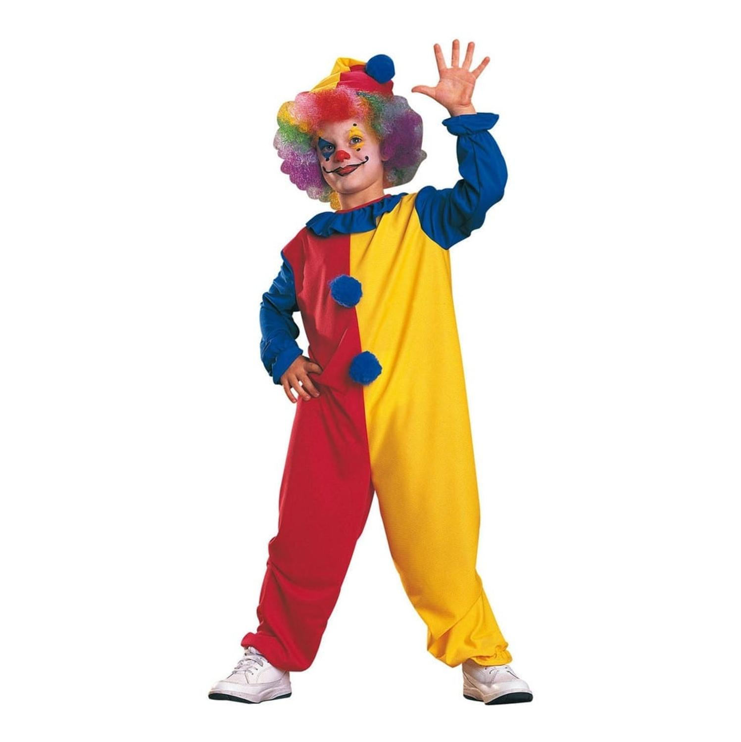 Clown Costome For Children