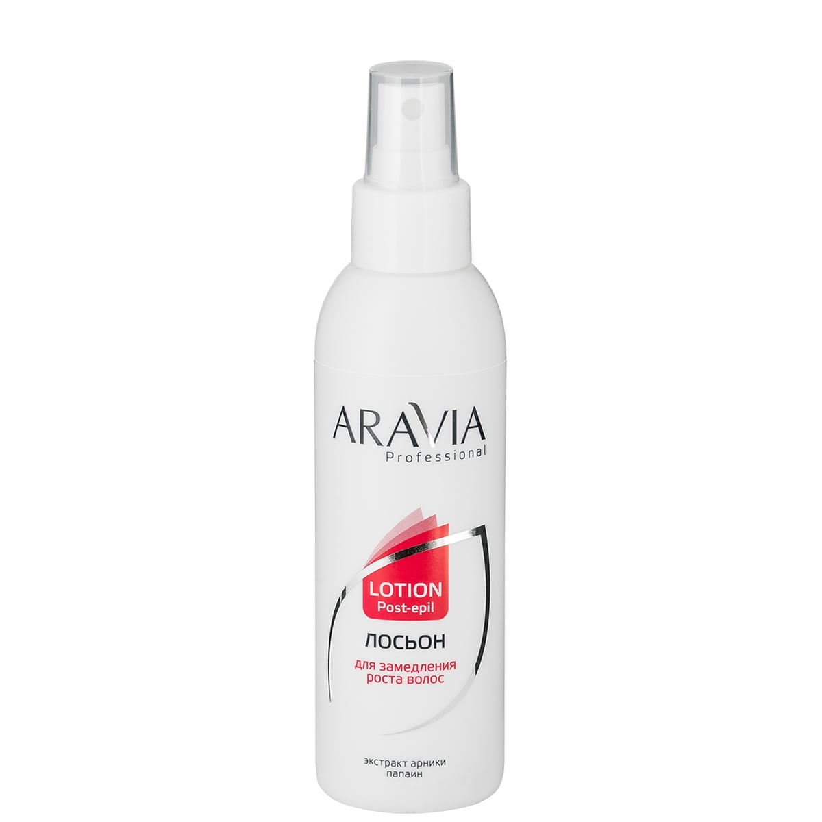 Lotion For Deceleration Of Hair Growth With Arnica, 150 Ml, Aravia Professional