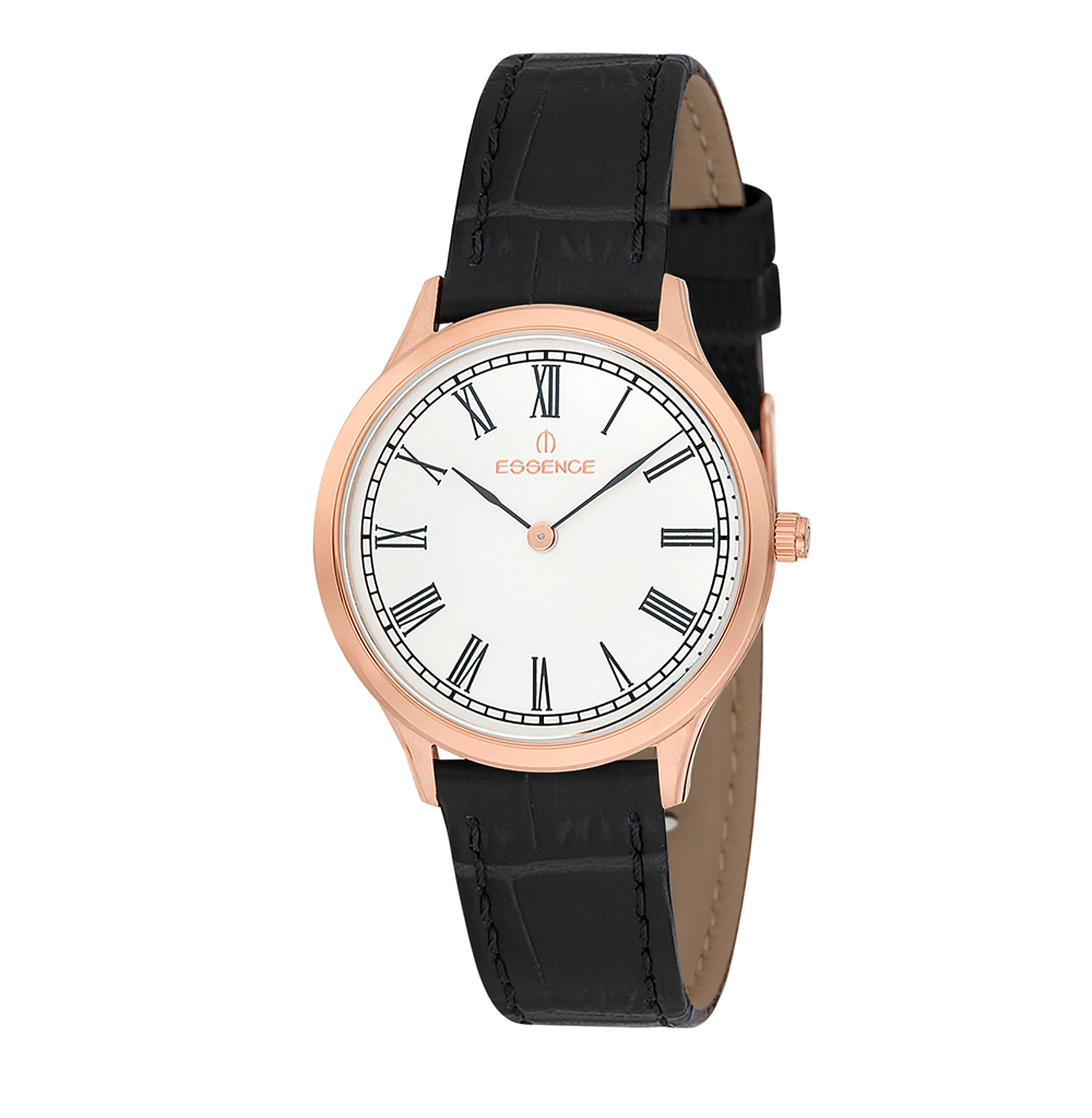 Women's Watch 431 On A Leather Strap With Mineral Glass Sunlight