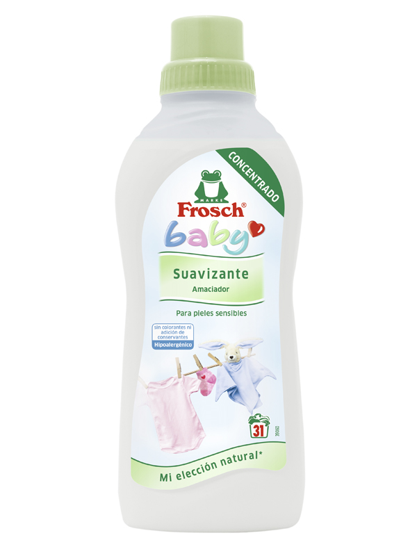 BABY SOFTENER 750 ml - FROSCH home, ...