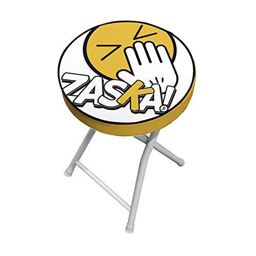 ARDITEX Stool PVC Round Emoji Emoticons