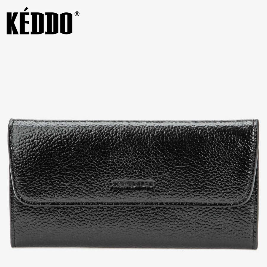 women's wallet black keddo