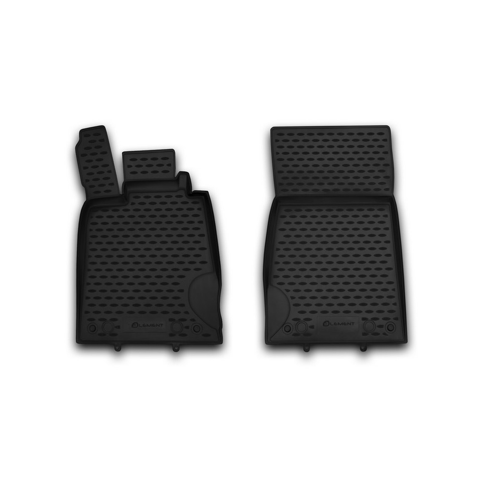 Floor Mats For MERCEDES SL-Class R230 2008, 2 PCs NLC.34.12.210kh