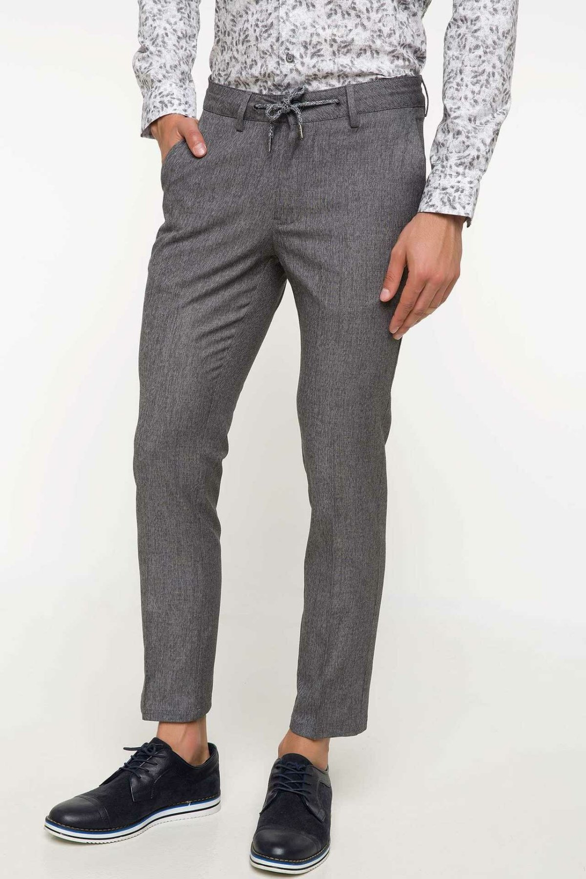 DeFacto Man Trousers-I7837AZ18SM