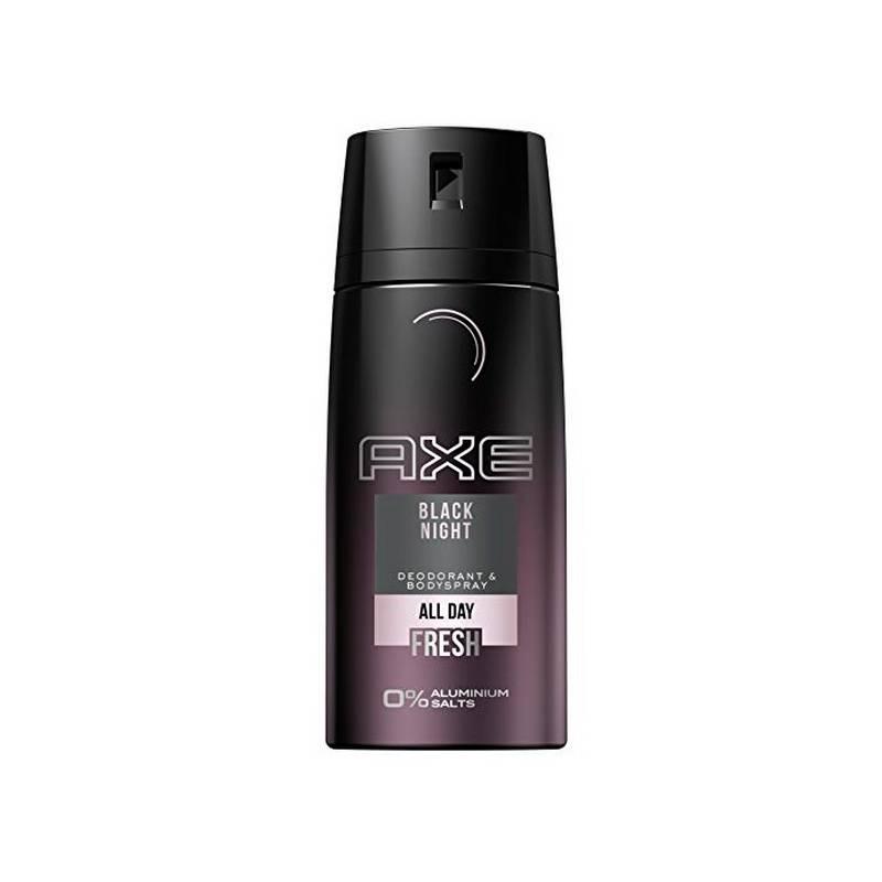 Deodorant Spray Black Night Axe (150 Ml)