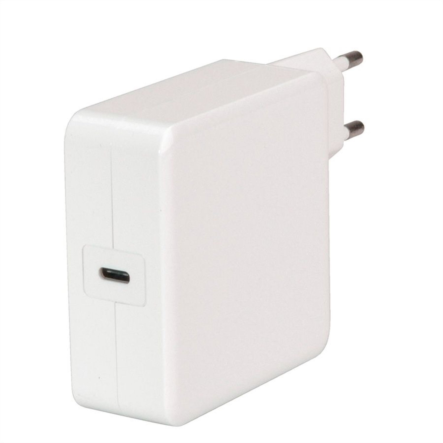 цена на New Apple 65W Type USB-C Power Adapter for MacBook Pro 13 Inch (2016 or later)